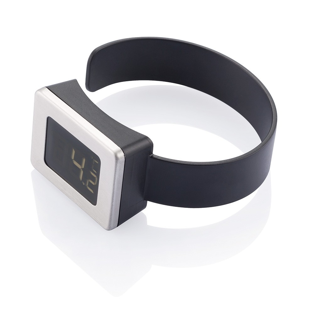 Thermomètre à vin digital Bracelet vinetcuisine